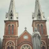 ホーチミンのサイゴン大教会