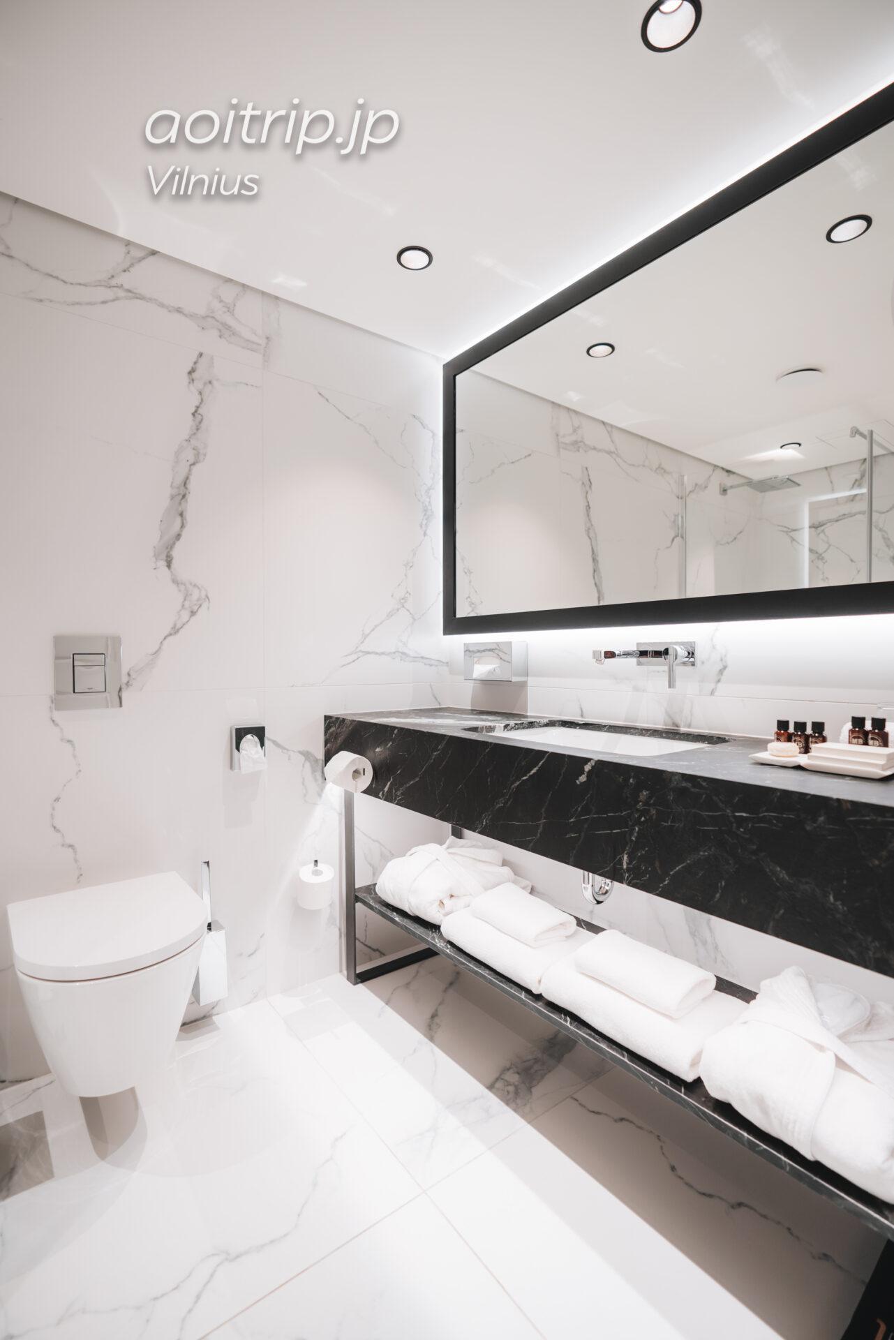 ホテル パカイのバスルーム