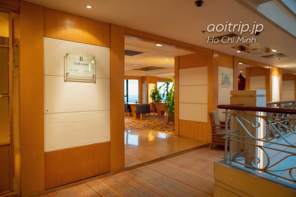 ルネッサンス リバーサイド ホテル サイゴンのクラブラウンジ