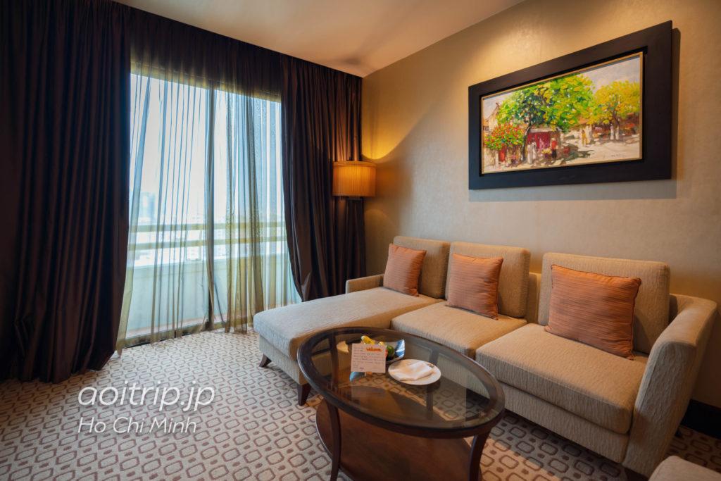 シェラトン サイゴン ホテル & タワーズのグランド タワー キング スイート