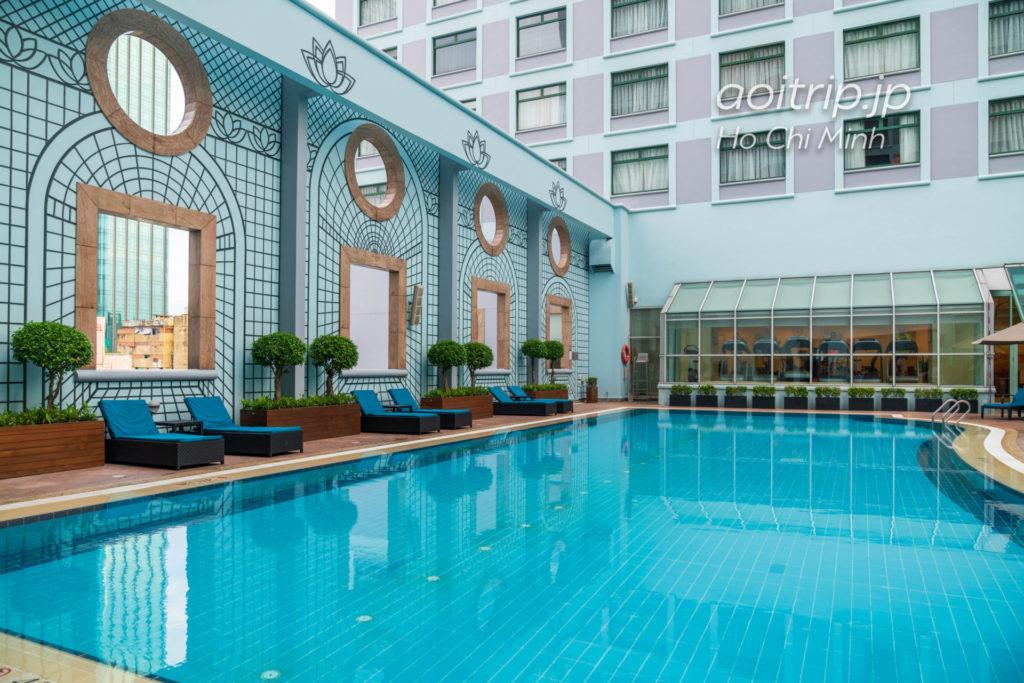シェラトン サイゴン ホテル & タワーズのプール