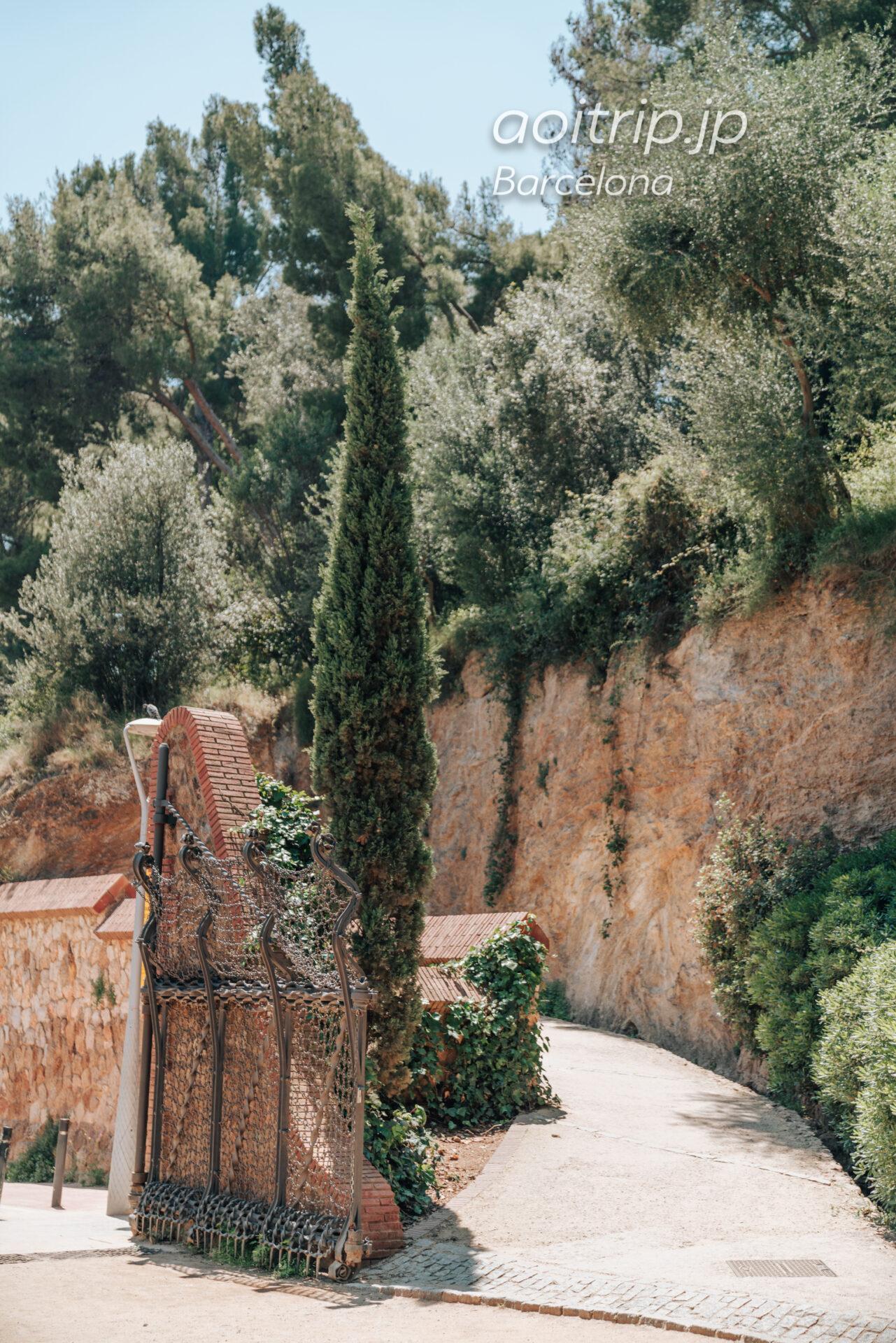 バルセロナ ゴルゴダの丘入り口