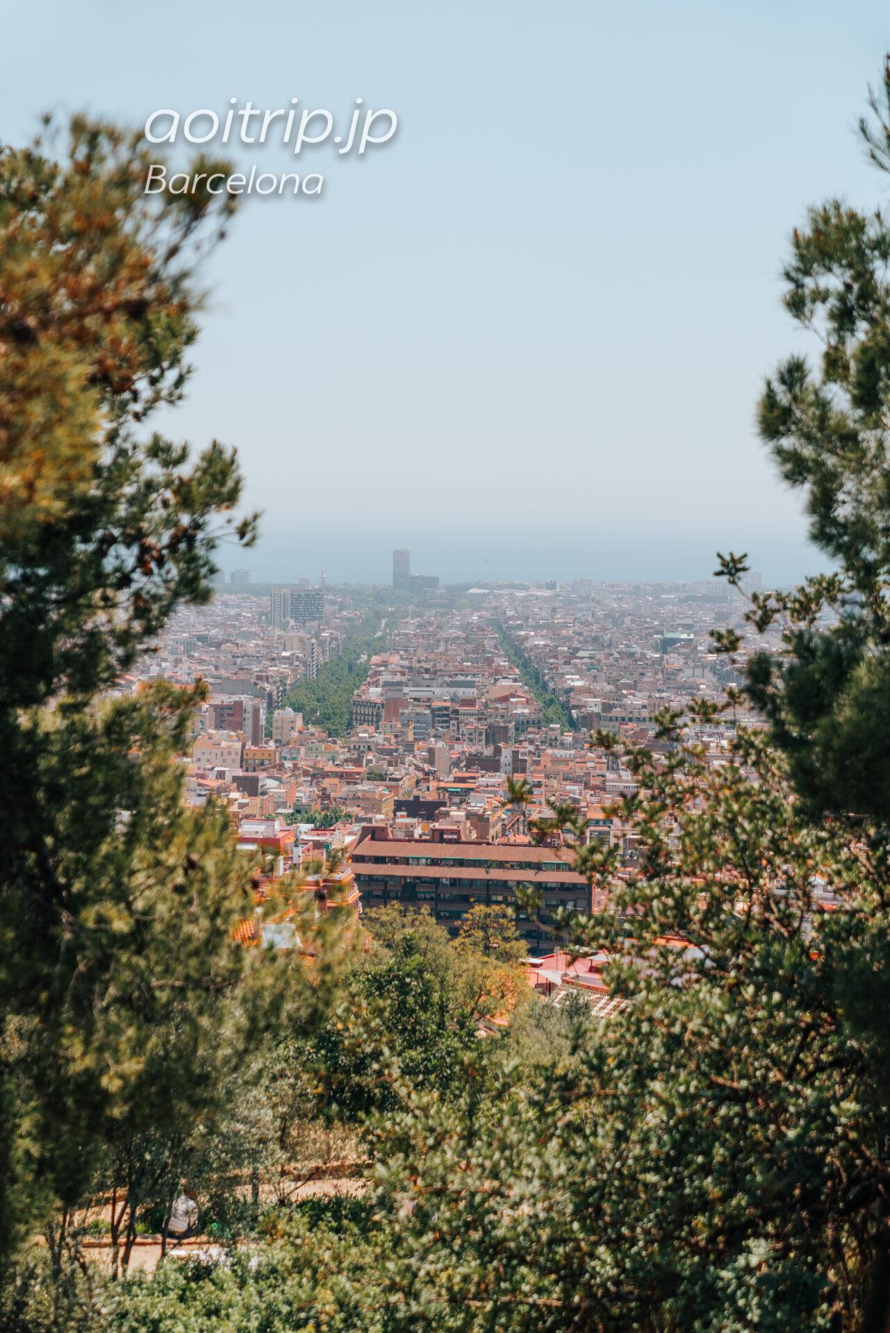 バルセロナ ゴルゴダの丘