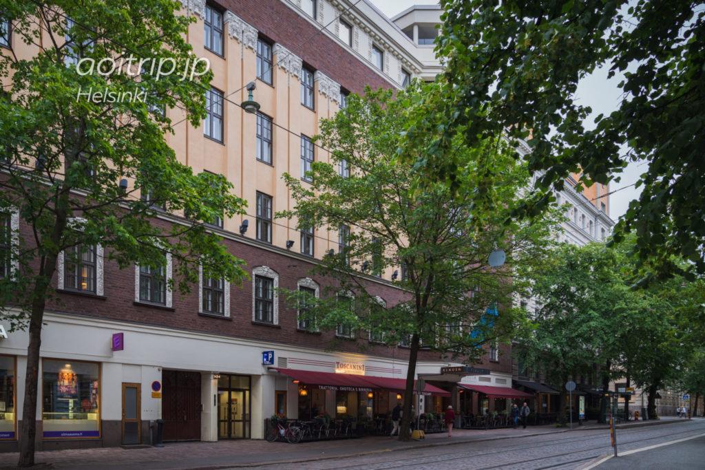 ヘルシンキのホテルクラウスK