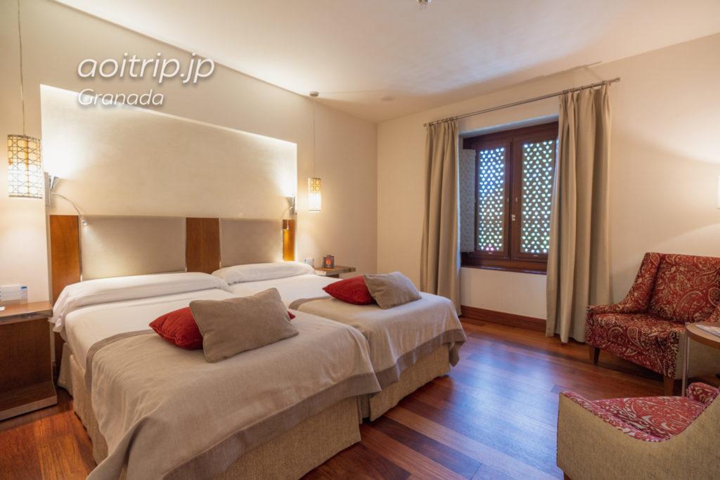 パラドール デ グラナダ Parador de Granadaの客室