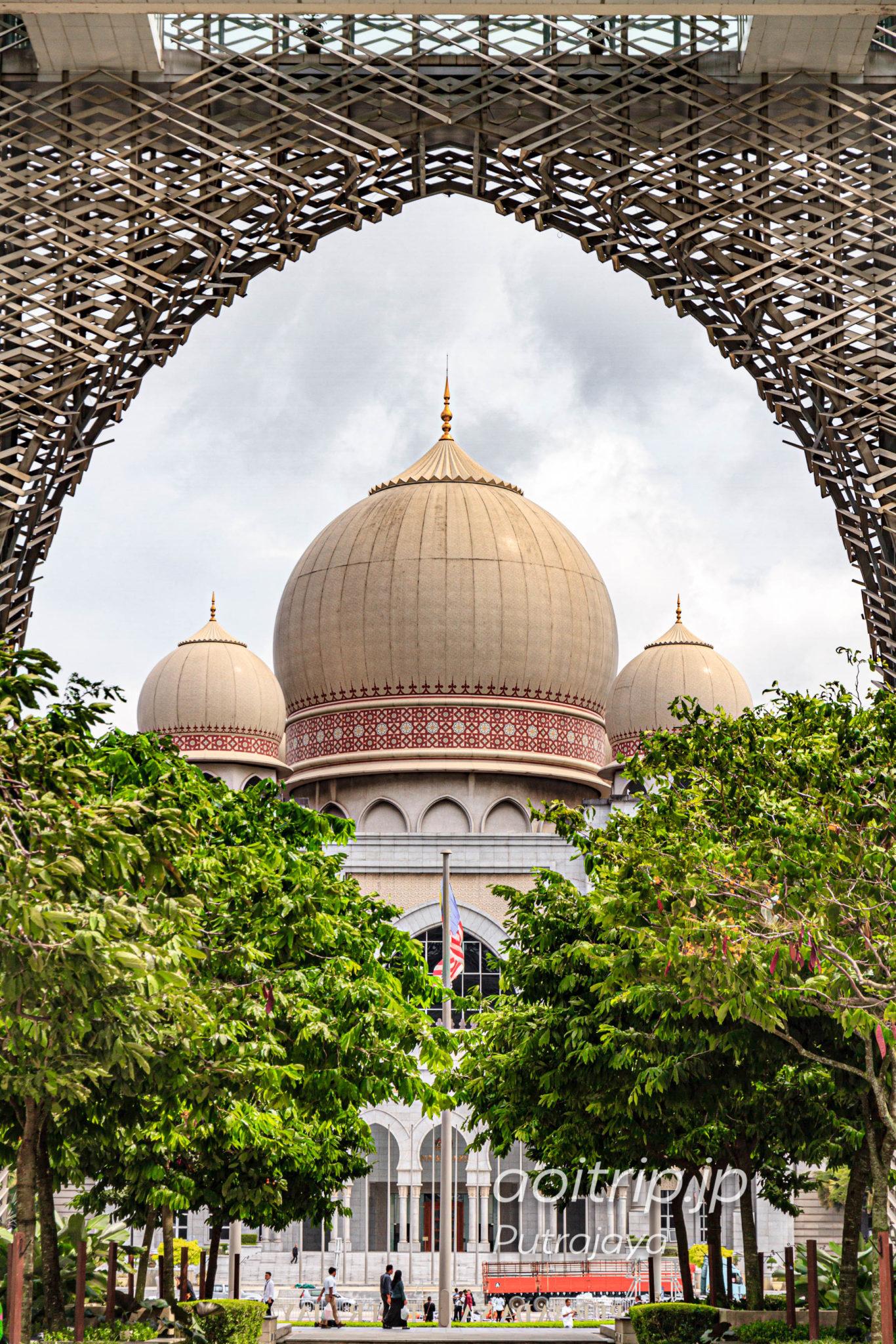 マレーシア プトラジャヤの裁判所
