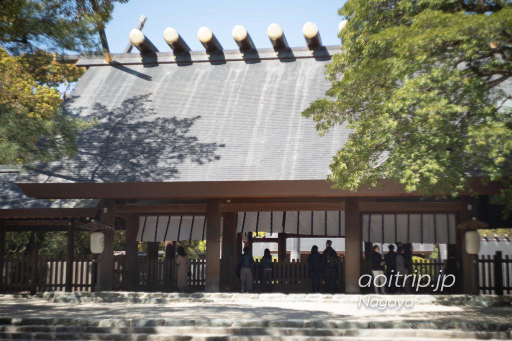 熱田神宮 Atsuta Jingu Shrine 本宮 Hongu