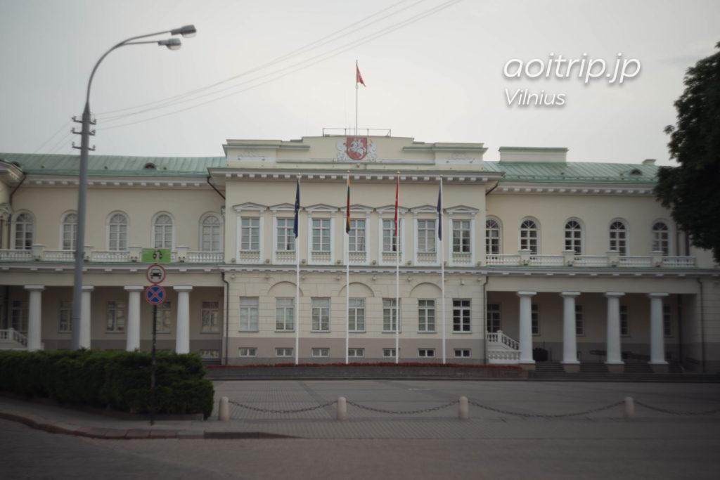 ヴィリニュス リトアニア大統領官邸