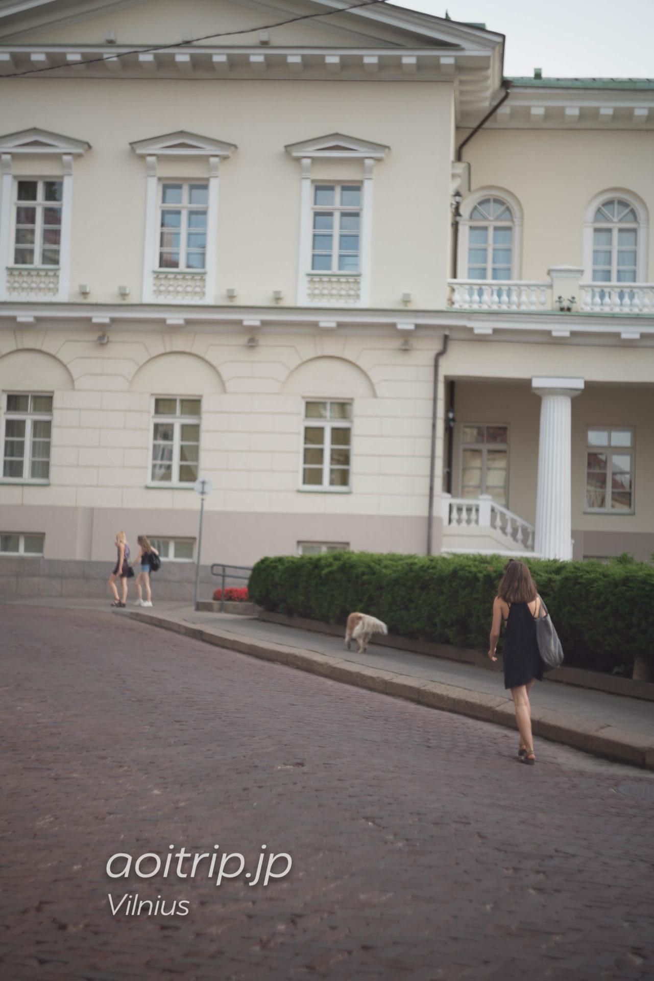 Universiteto g, Vilnius