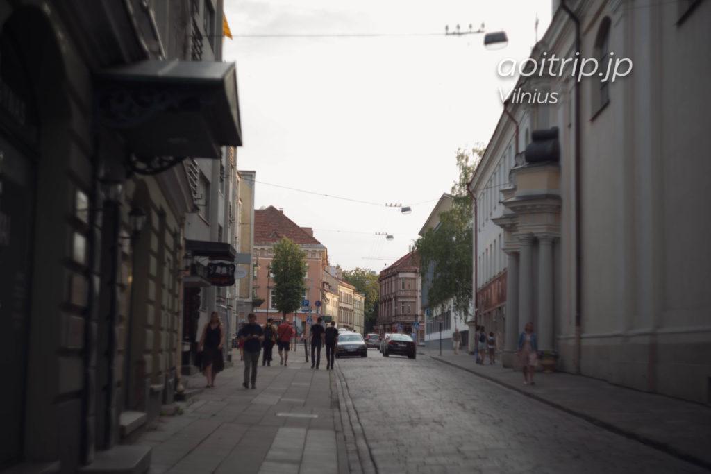 Dominikonų g, Vilnius
