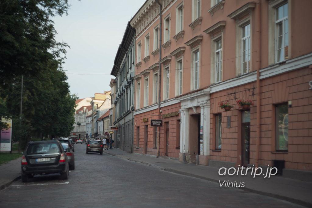 Vokiečių g, Vilnius