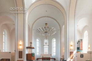 スオメンリンナ教会 Suomenlinna Church