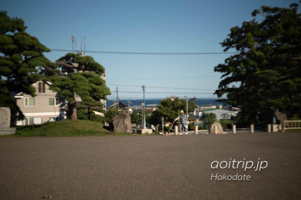 函館公園 Hakodate Park