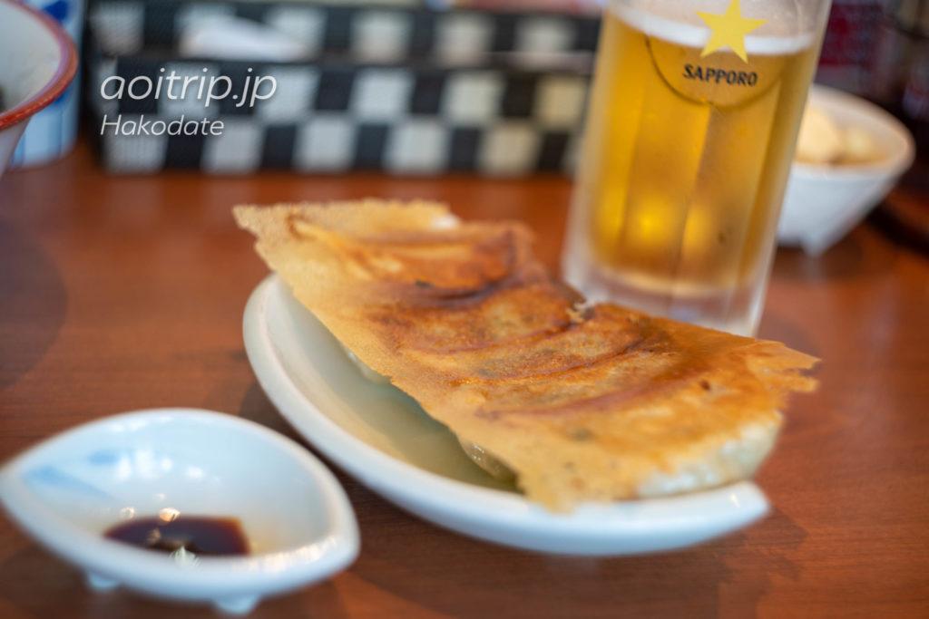一文字 函館本店 餃子 Ichimonji Hakodate, Dumpling