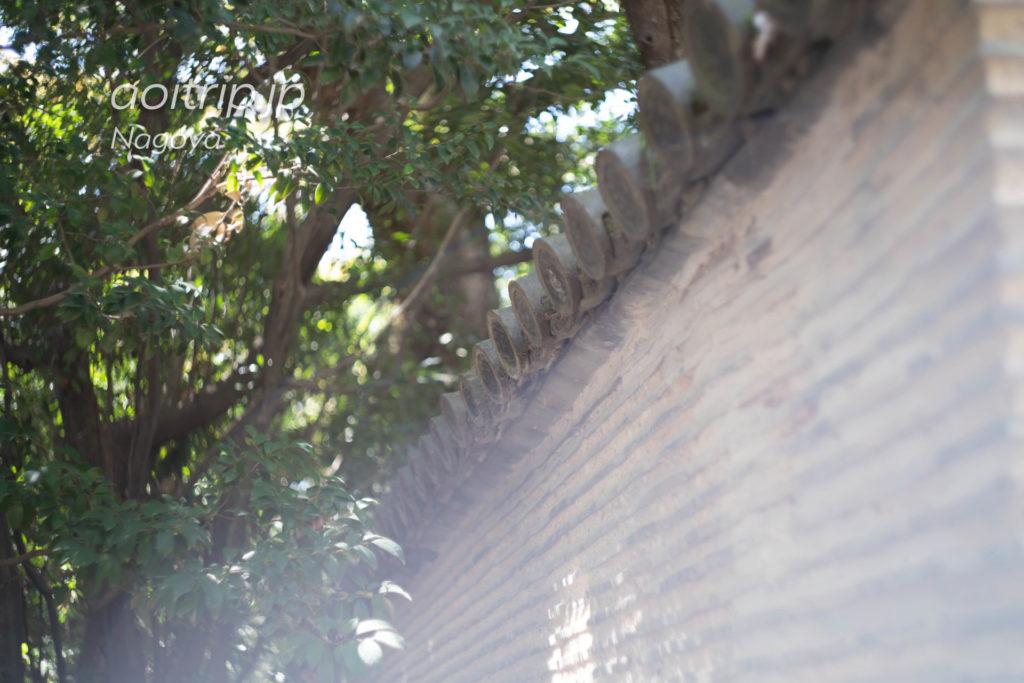 熱田神宮 Atsuta Jingu Shrine 信長塀 Nobunaga Walls