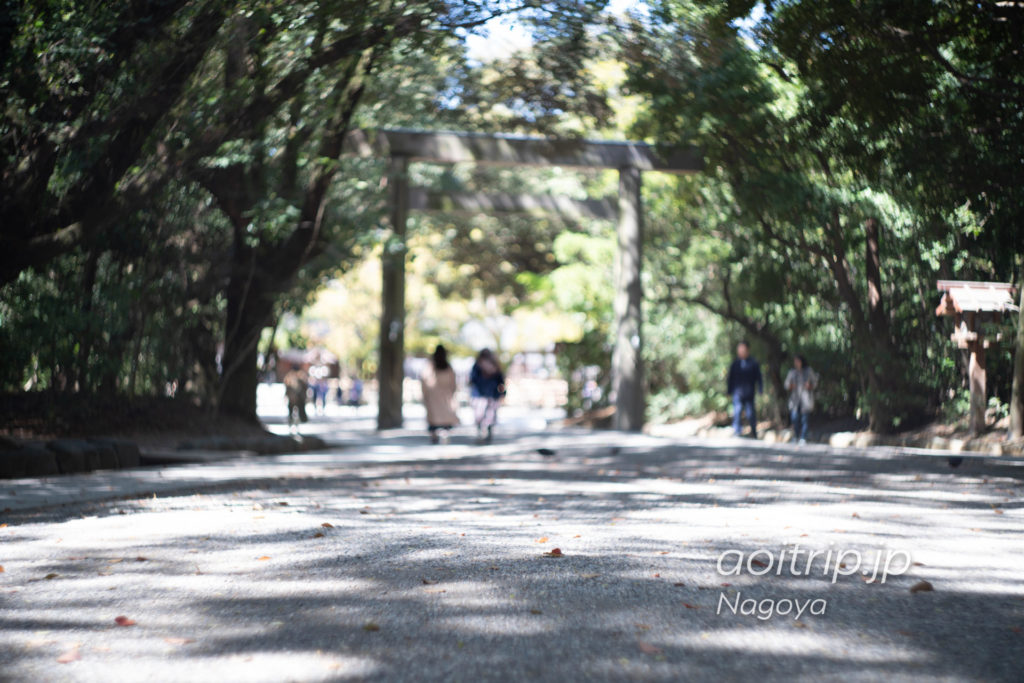熱田神宮 Atsuta Jingu Shrine