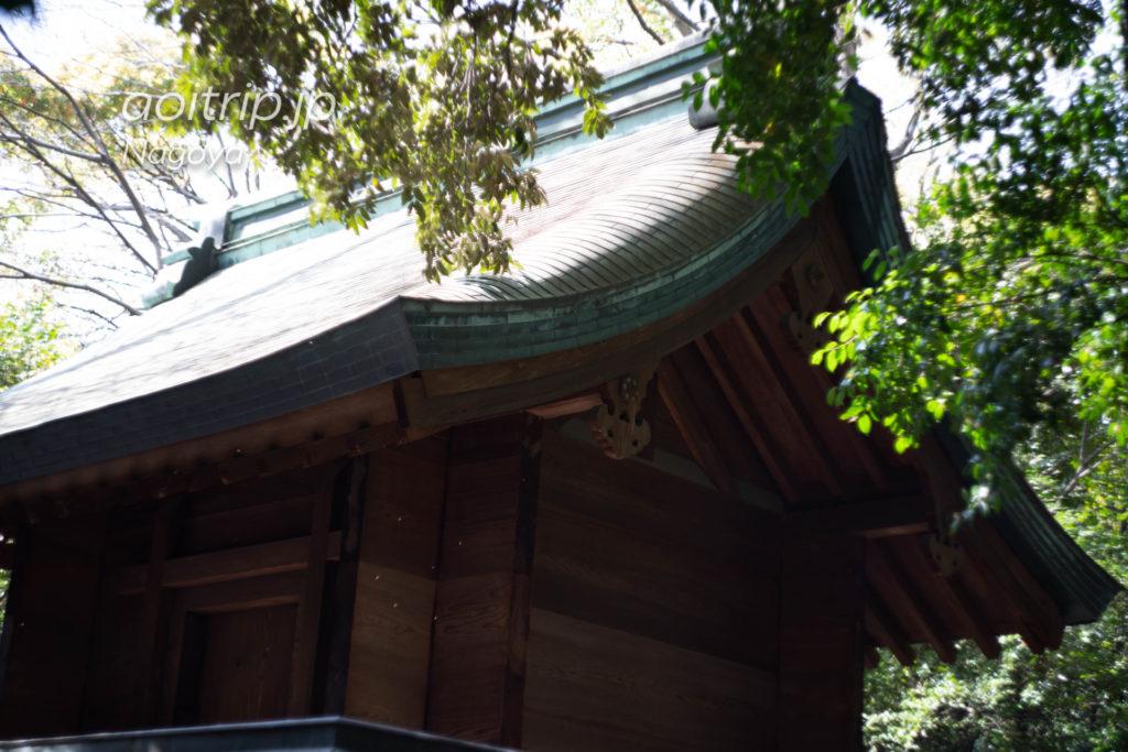 熱田神宮 Atsuta Jingu Shrine 土用殿 Doyouden