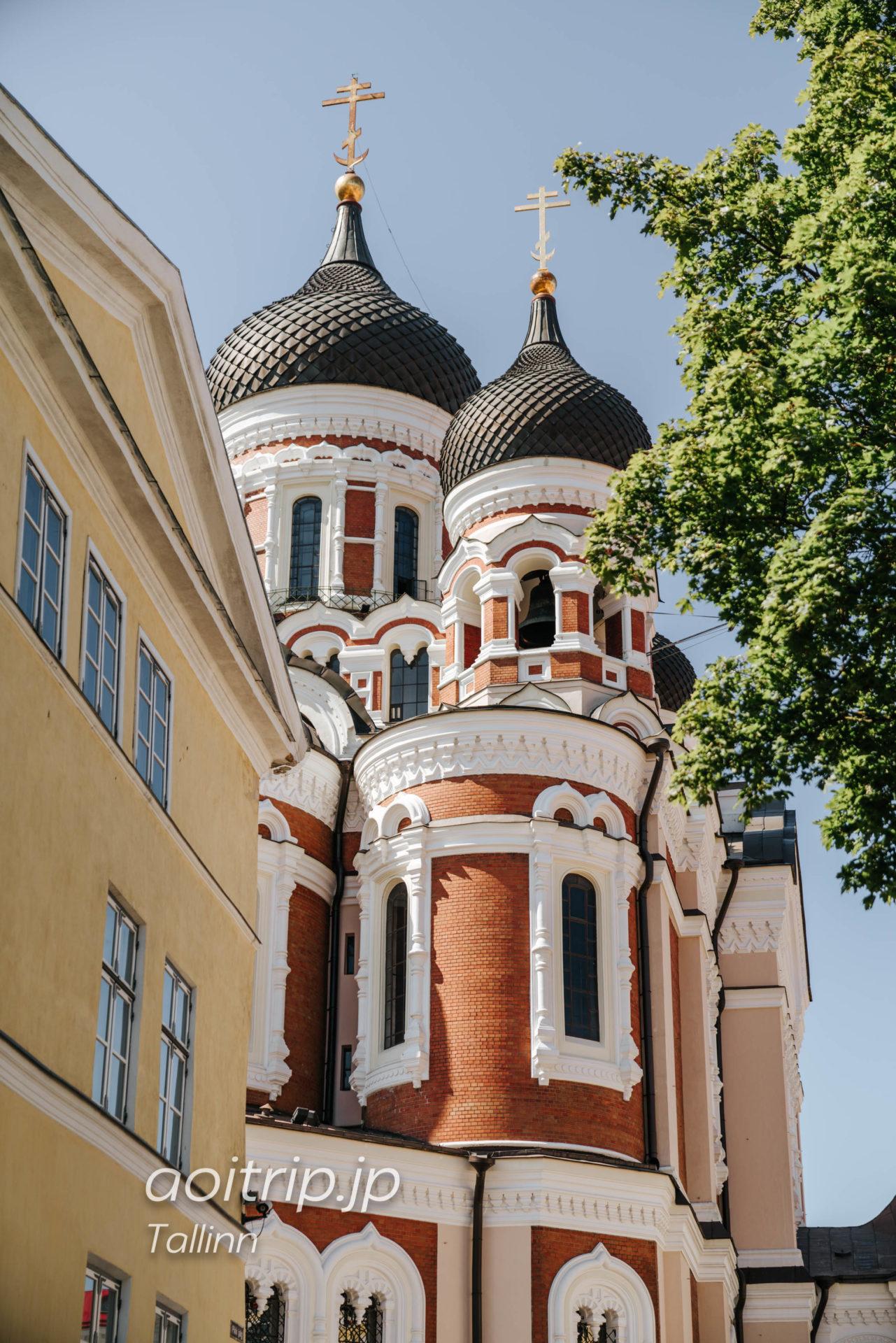 アレクサンドル ネフスキー大聖堂