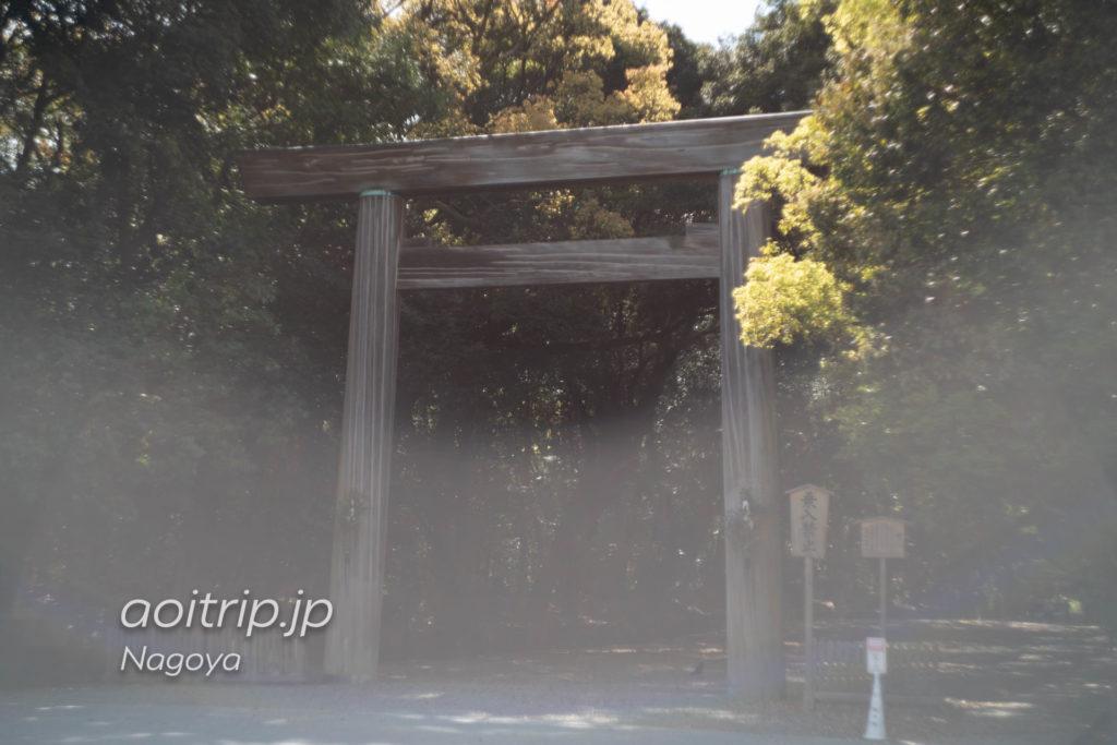 熱田神宮 Atsuta Jingu Shrine 東門 East Gate