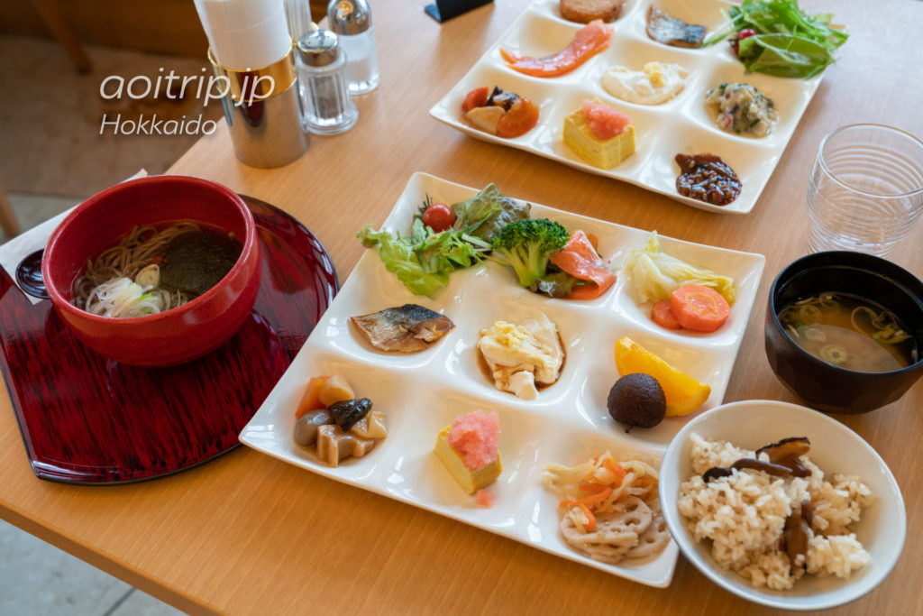 キロロ トリビュートポートフォリオホテル 北海道 朝食ビュッフェ