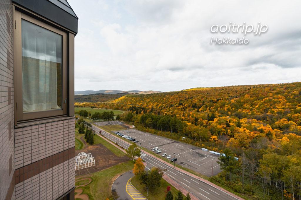 キロロ トリビュートポートフォリオホテル 北海道 キロロスイートからの眺望