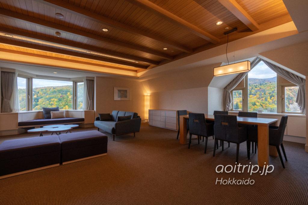 キロロトリビュートポートフォリオホテル北海道、マウンテンホテルをシェラトン北海道キロロリゾート