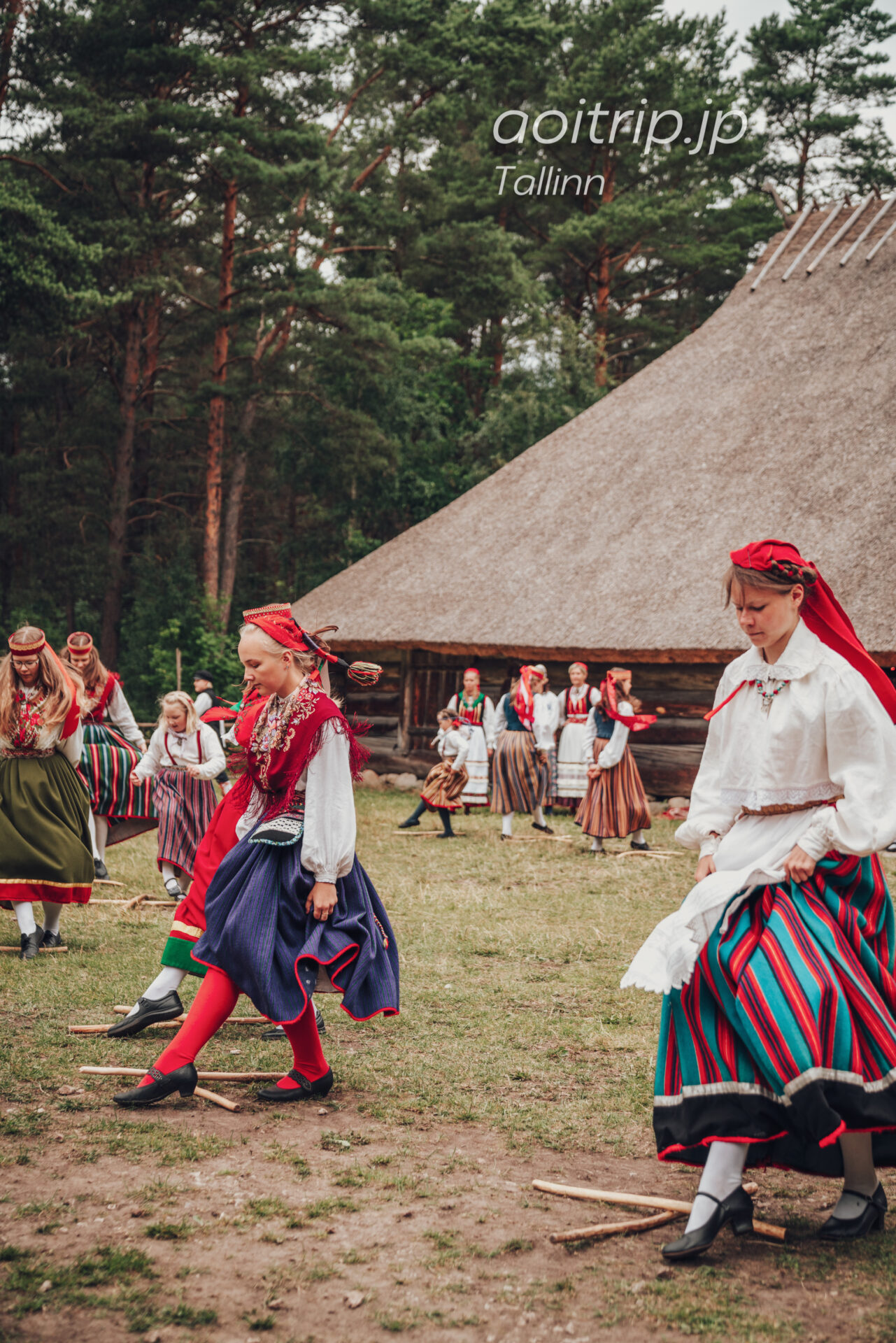 エストニア民族野外博物館(タリン)  Estonian Open Air Museum