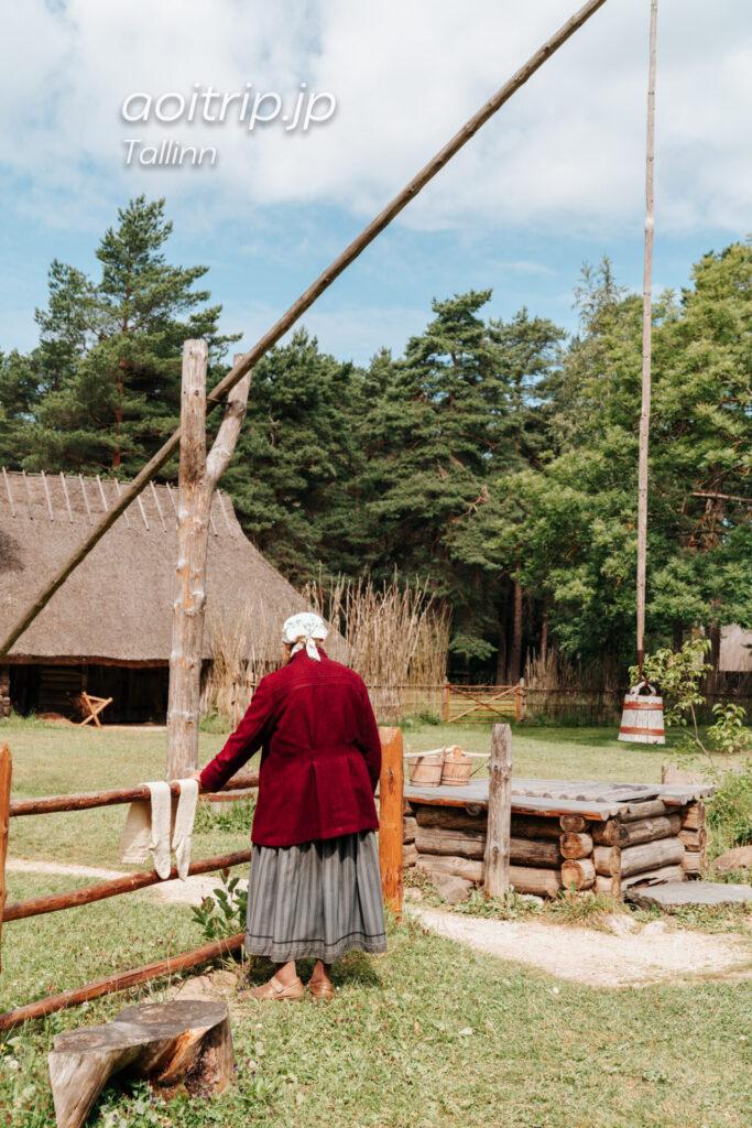 エストニア野外博物館 Köstriaseme Farm