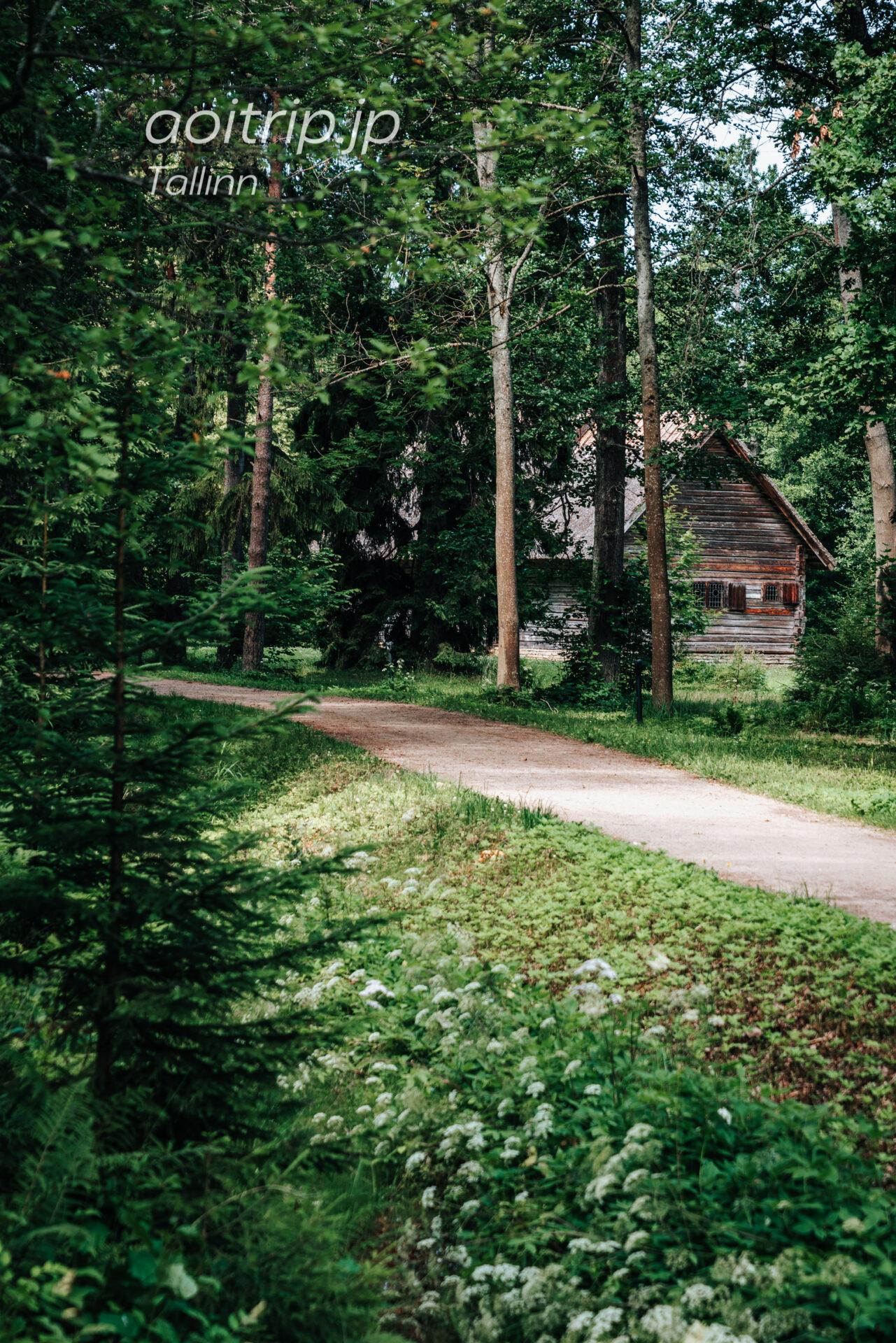エストニア民族野外博物館(Estonian Open Air Museum)