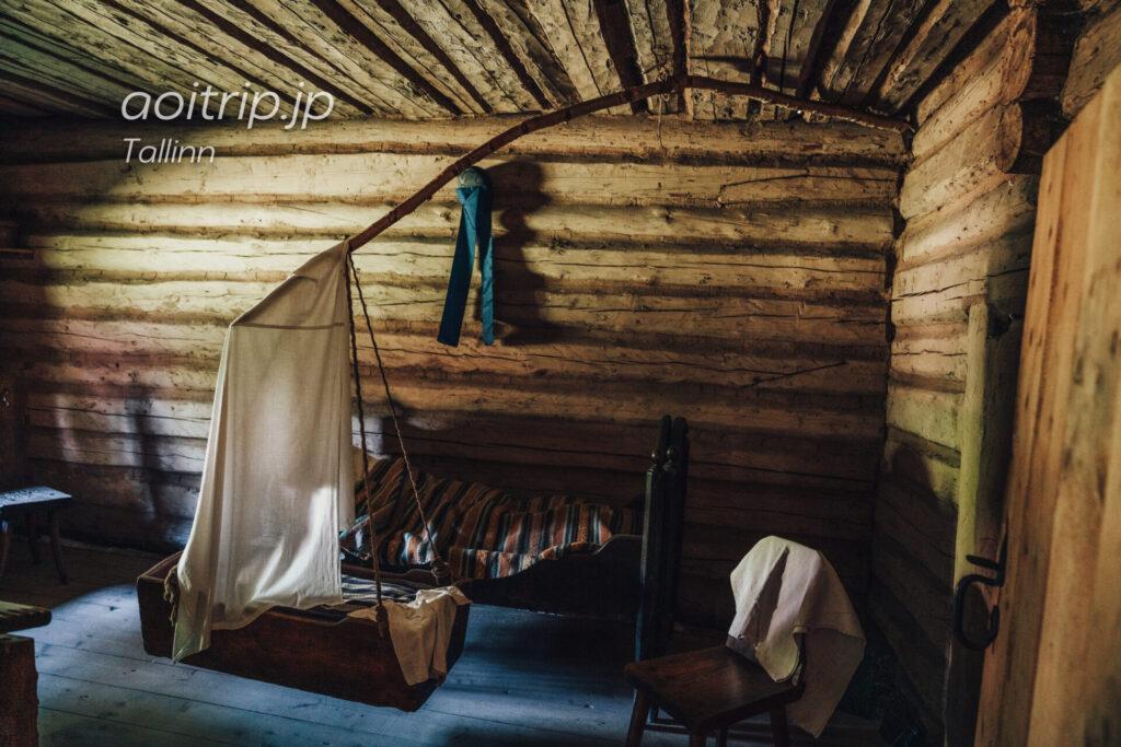 エストニア民族野外博物館(Estonian Open Air Museum)子供部屋