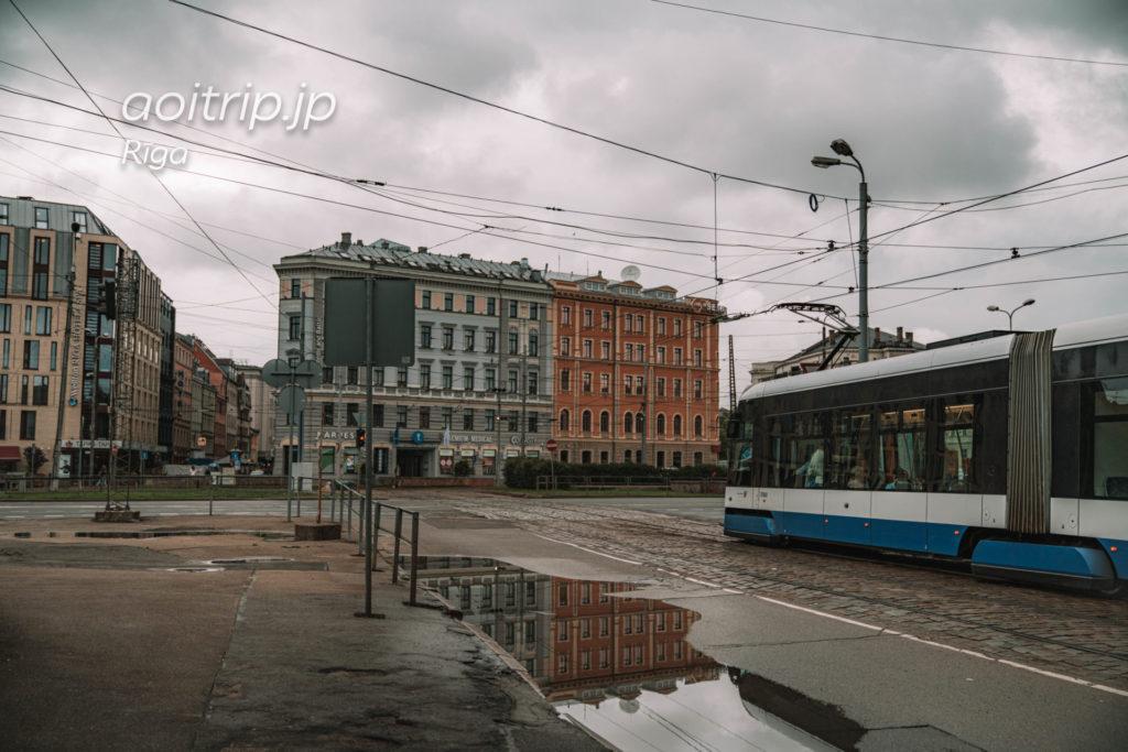 ラトビア リガ バスステーション Rīgas starptautiskā autoosta