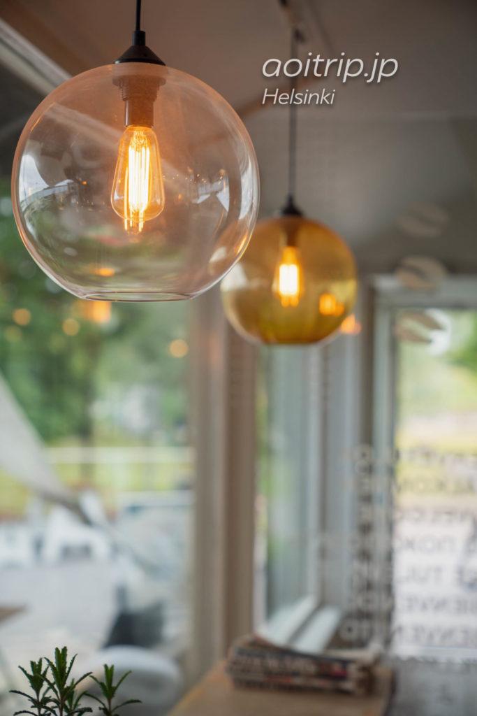 ヘルシンキのカフェ「Café Ursula」