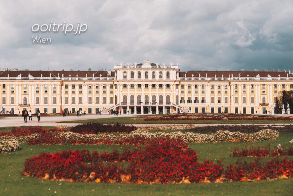 オーストリア ウィーンのシェーンブルン宮殿