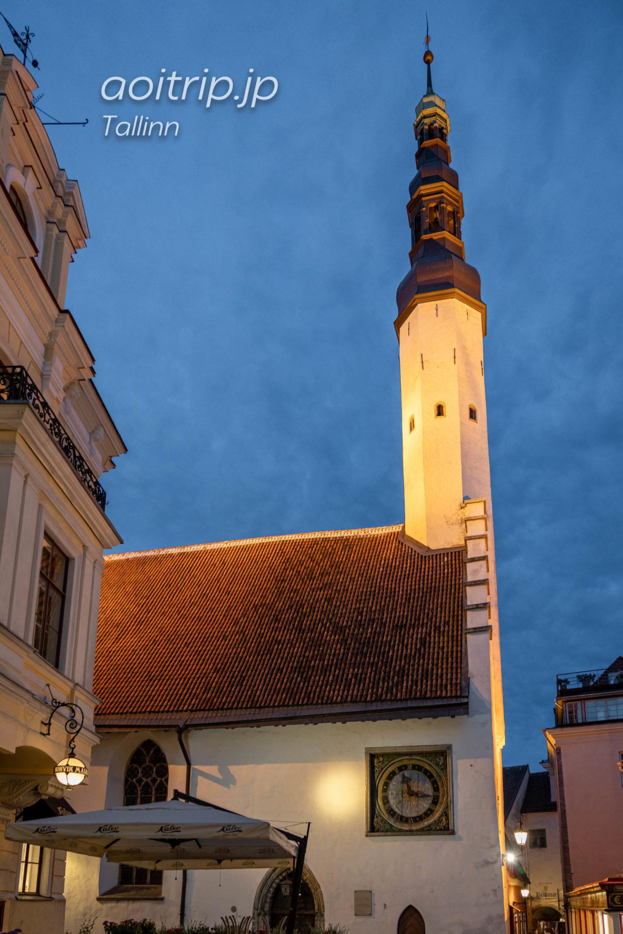 エストニア タリン 聖霊教会