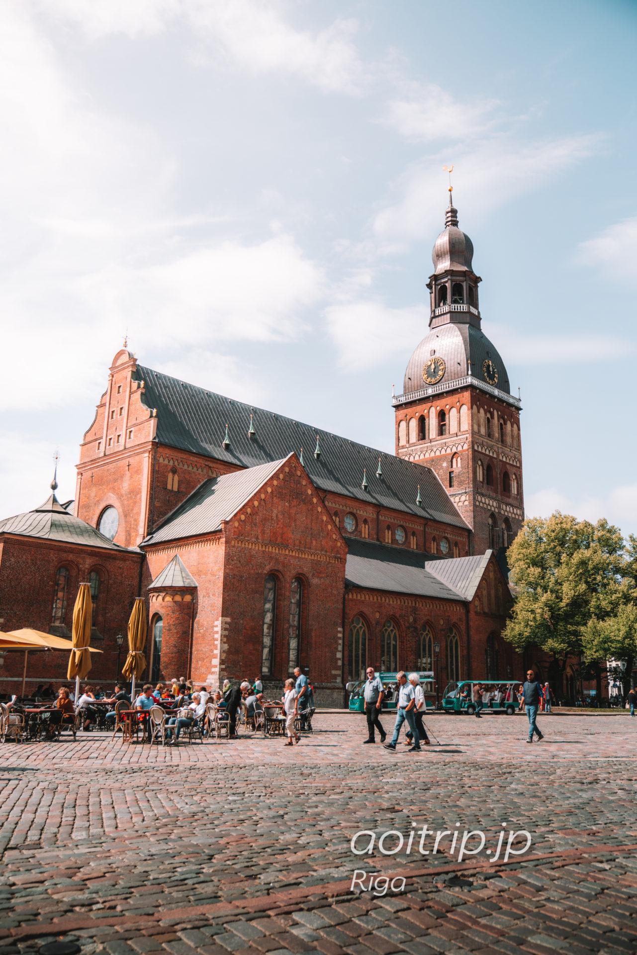 ラトビア リガ大聖堂