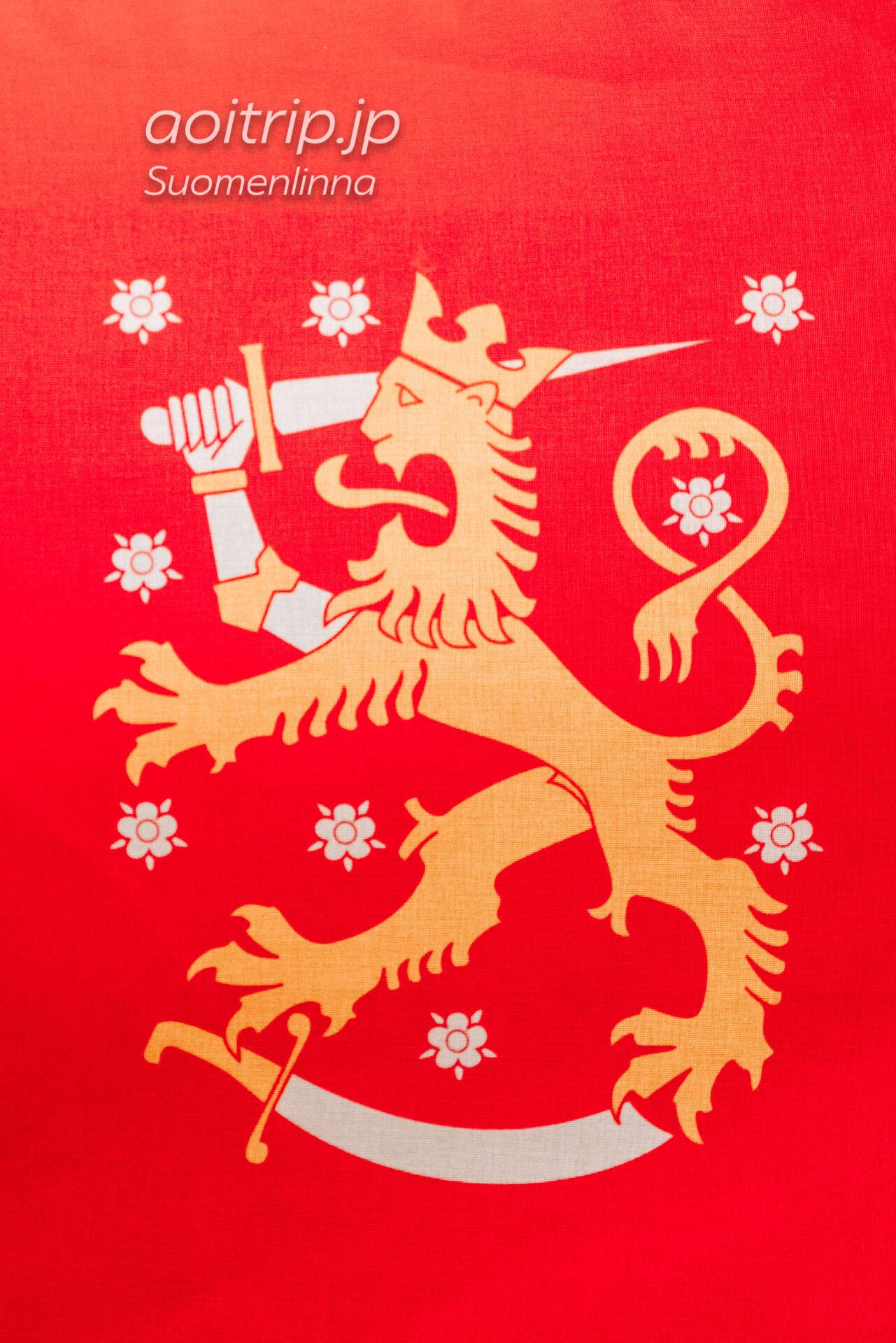 フィンランドの国章