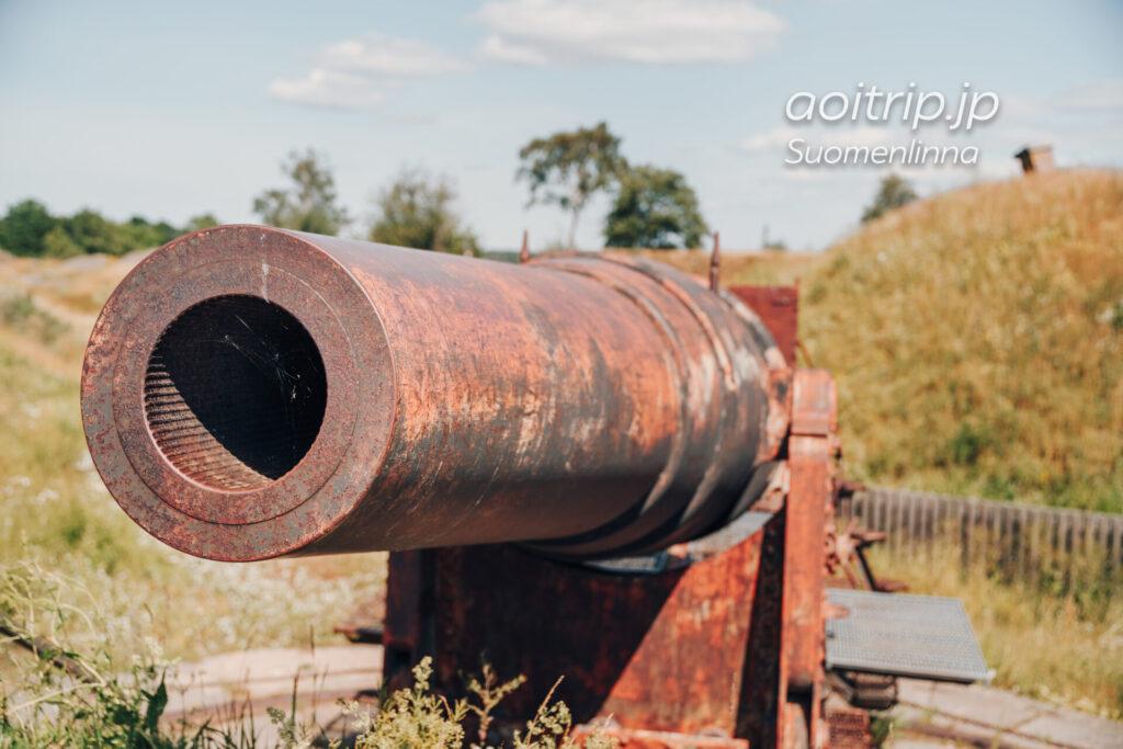 スオメンリンナの要塞 Suomenlinna