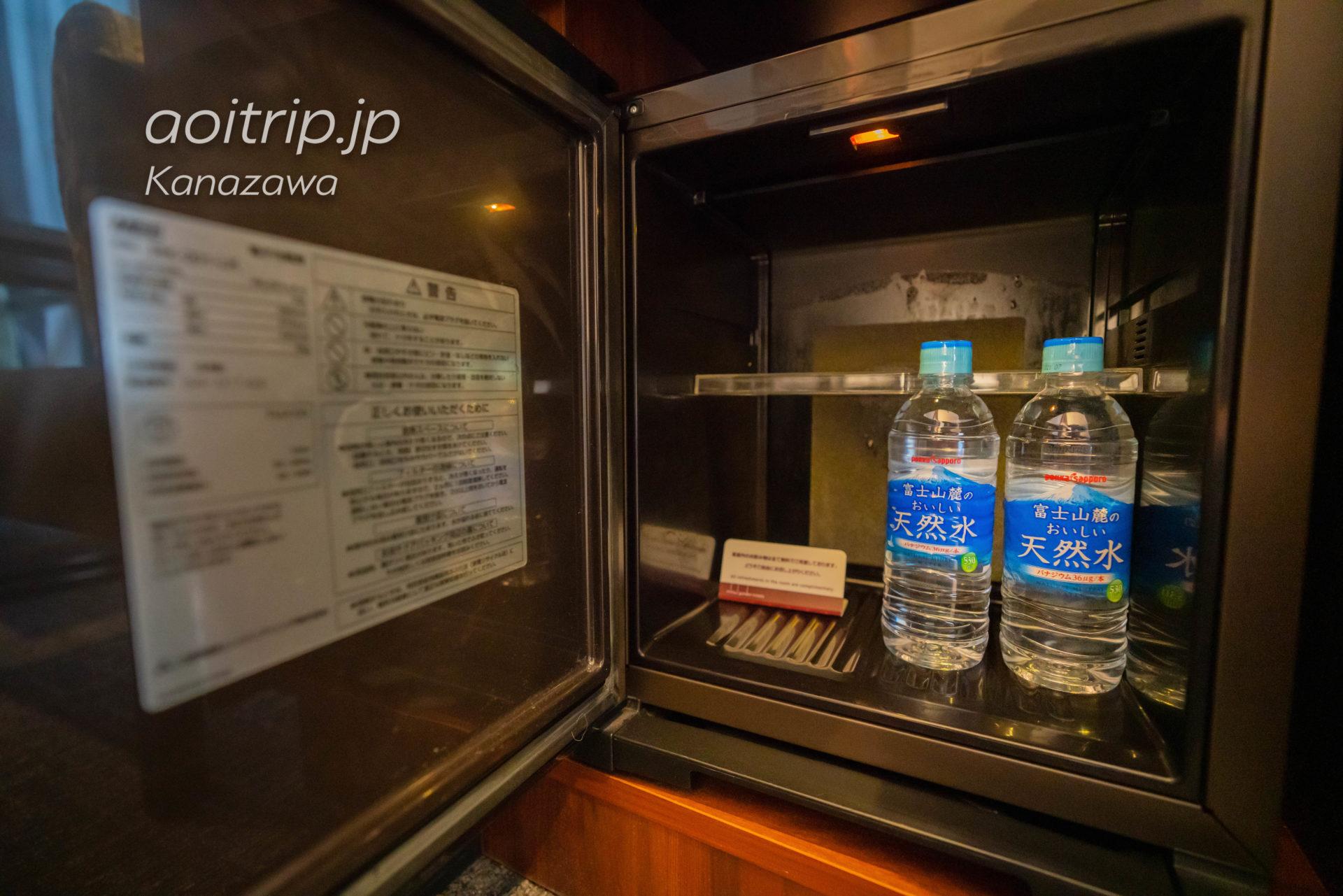 三井ガーデンホテル金沢の冷蔵庫