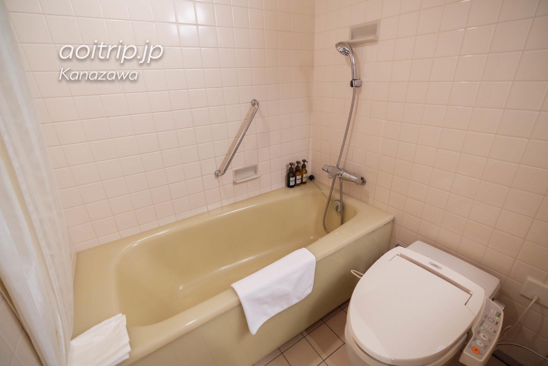ANAクラウンプラザホテル金沢 ANA Crowne Plaza Hotel Kanazawa バスルーム