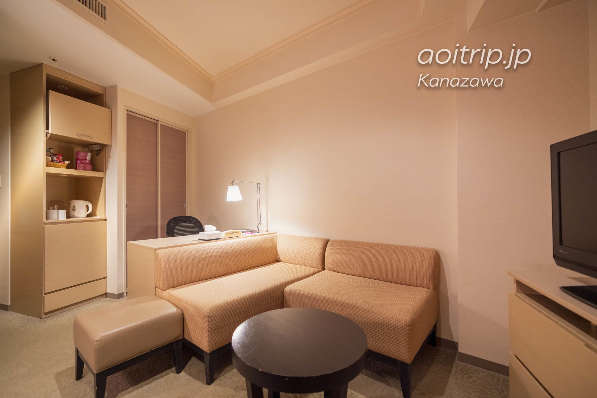 ANAクラウンプラザホテル金沢 ANA Crowne Plaza Hotel Kanazawa スーペリアダブルルーム Superior Double Room