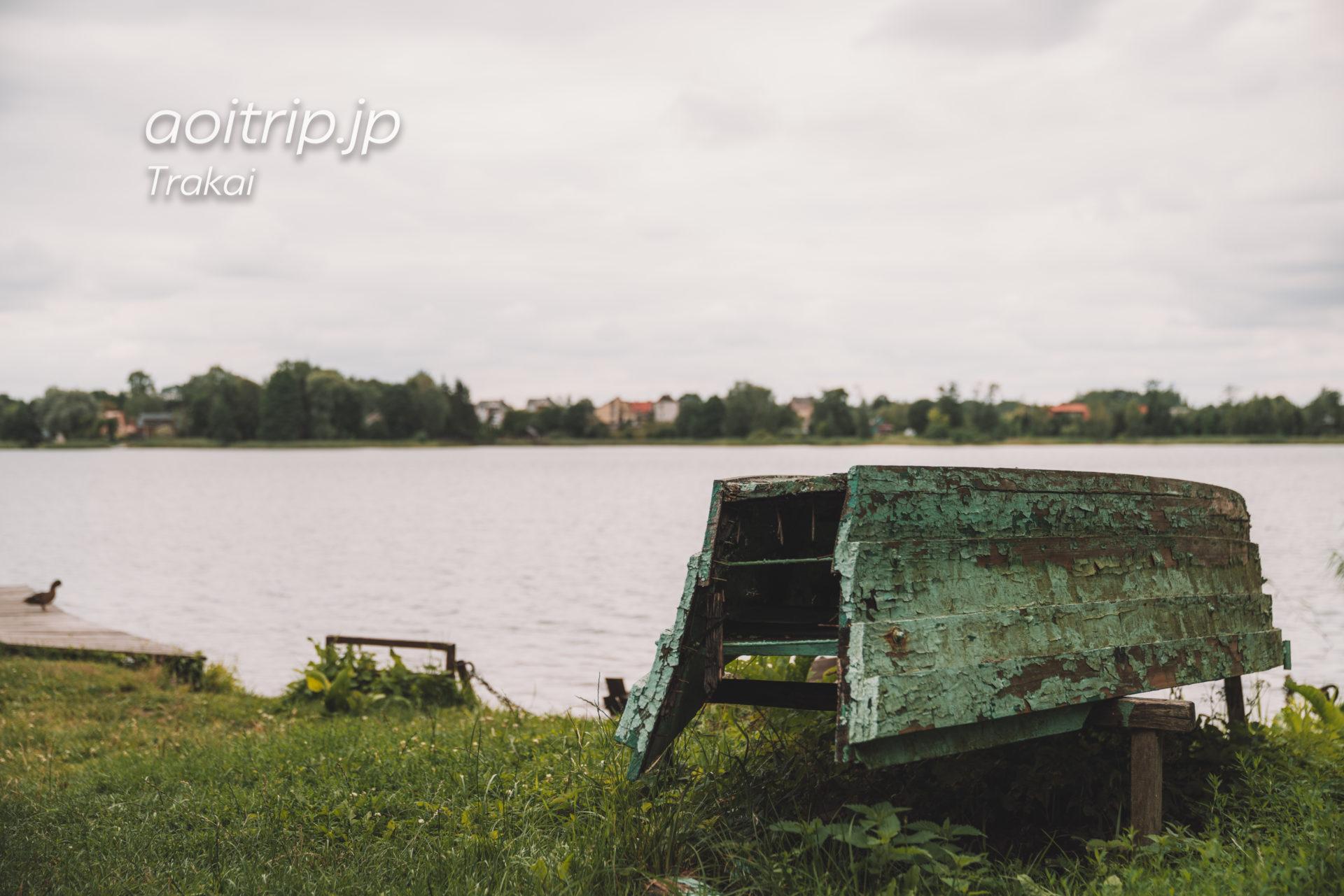リトアニアのトゥラカイ
