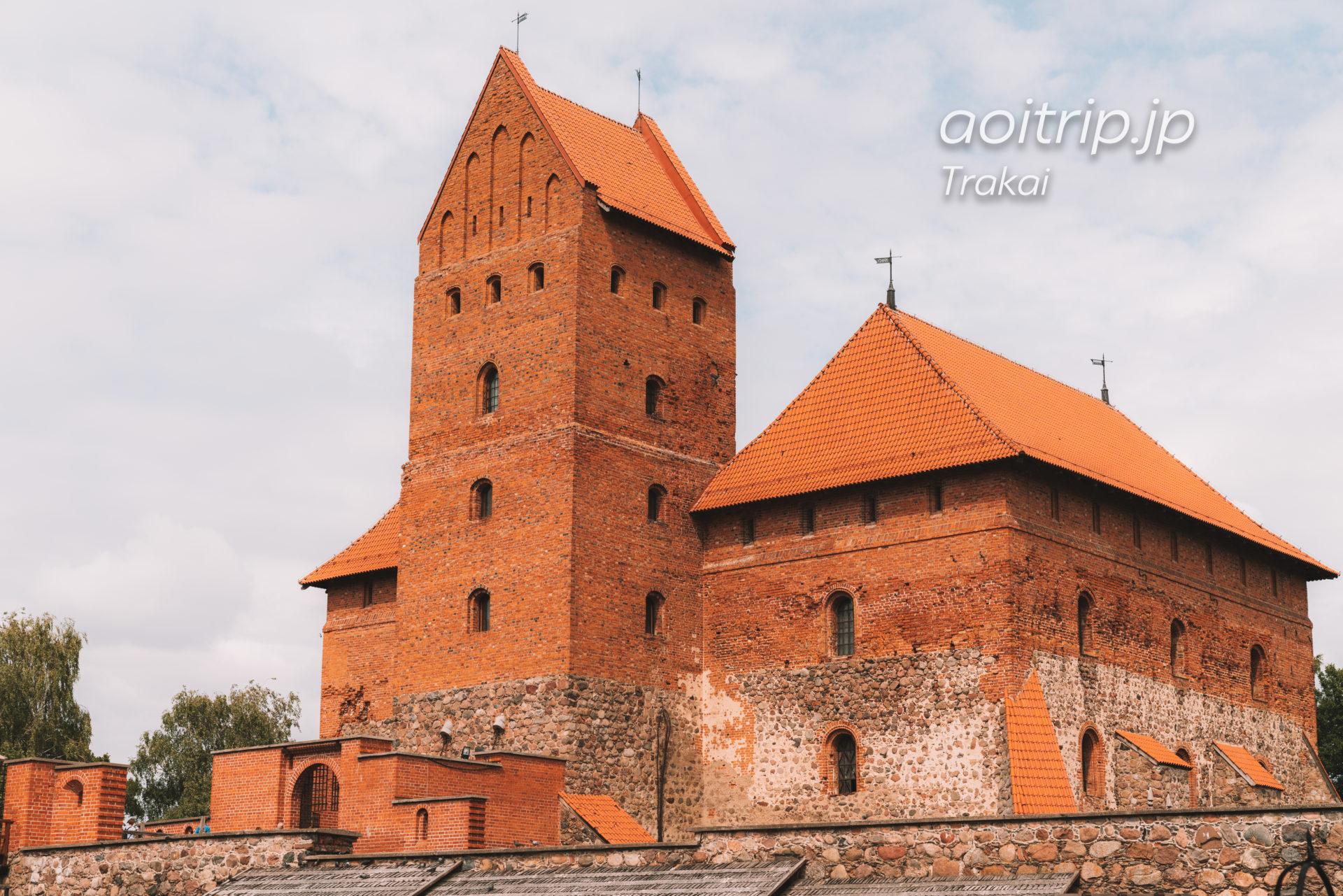 トゥラカイ城 Trakų salos pilis