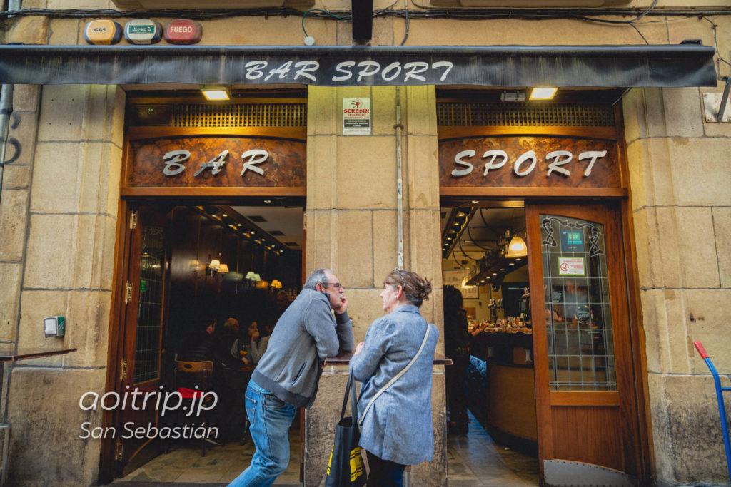 サンセバスティアン Bar Sport