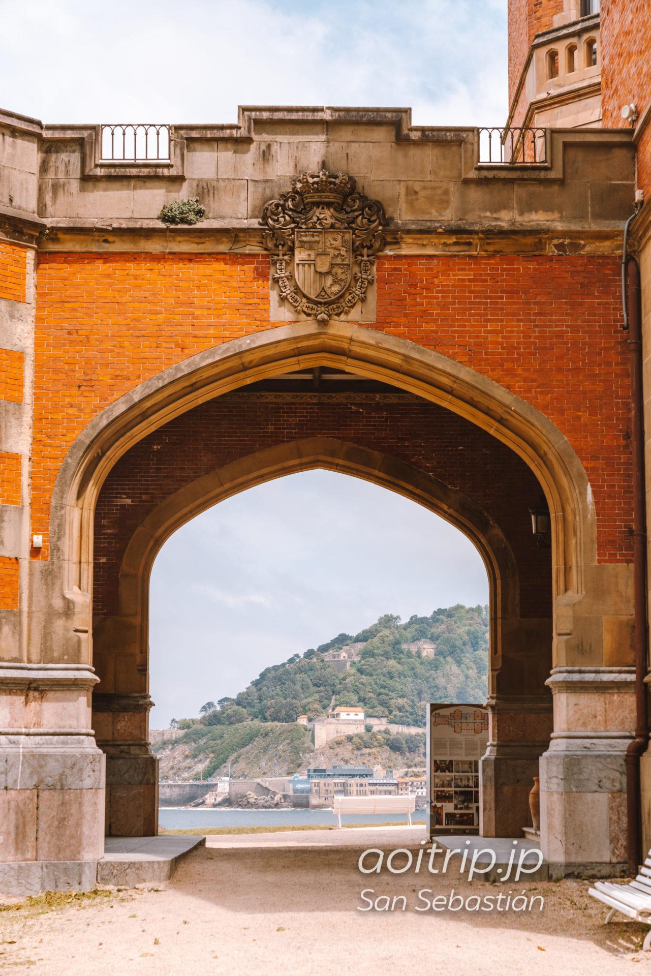 サンセバスティアンのミラマール宮殿 Miramar Jauregia