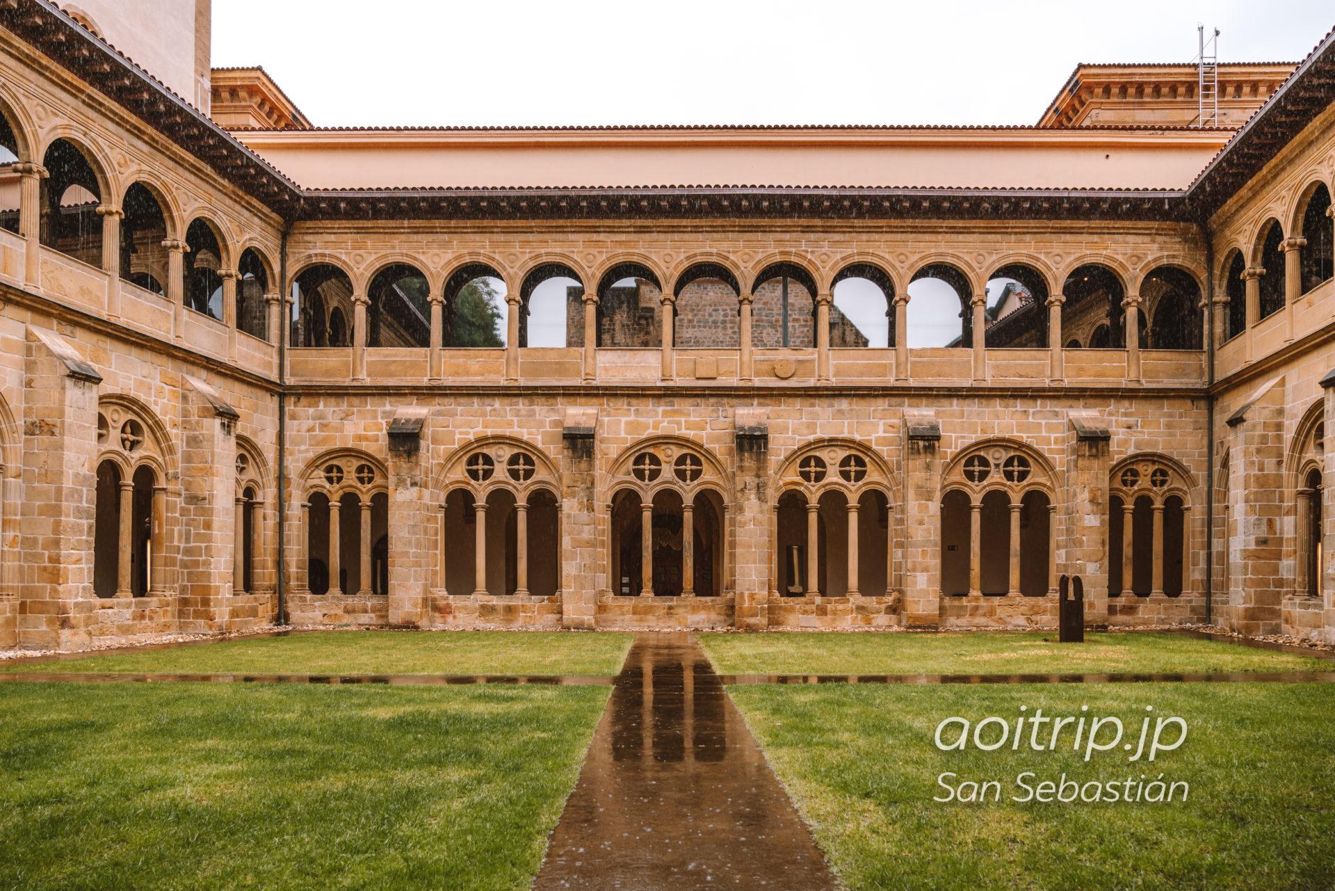 サンセバスティアン サンテルモ博物館