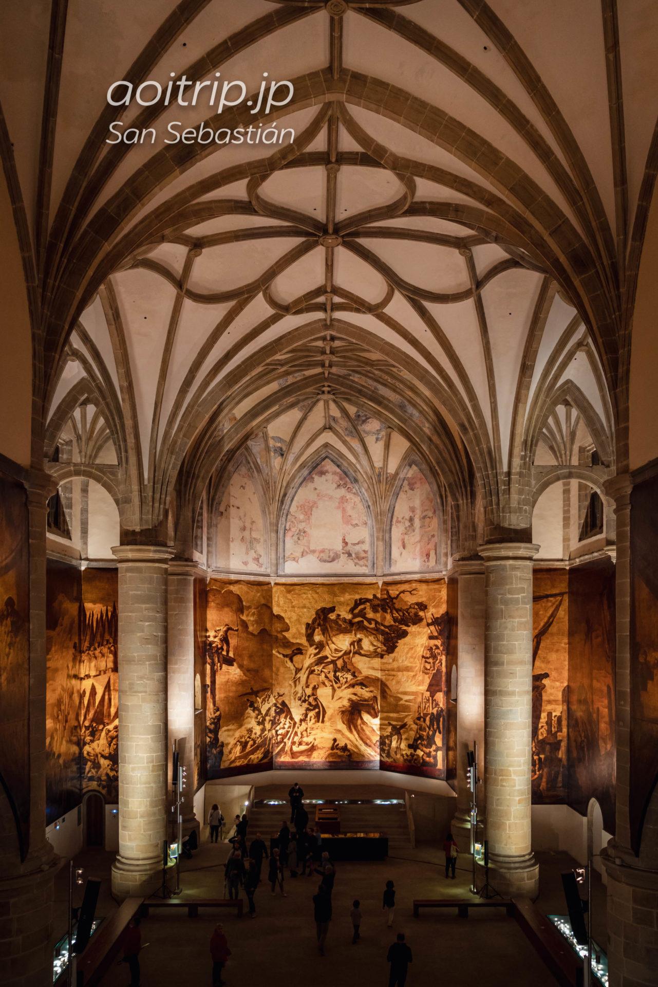 サンセバスチャン サンテルモ博物館