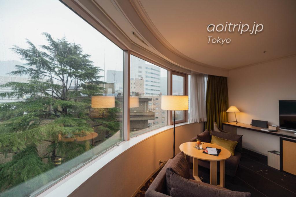 ザ プリンス さくらタワー東京の客室 デラックスコーナー