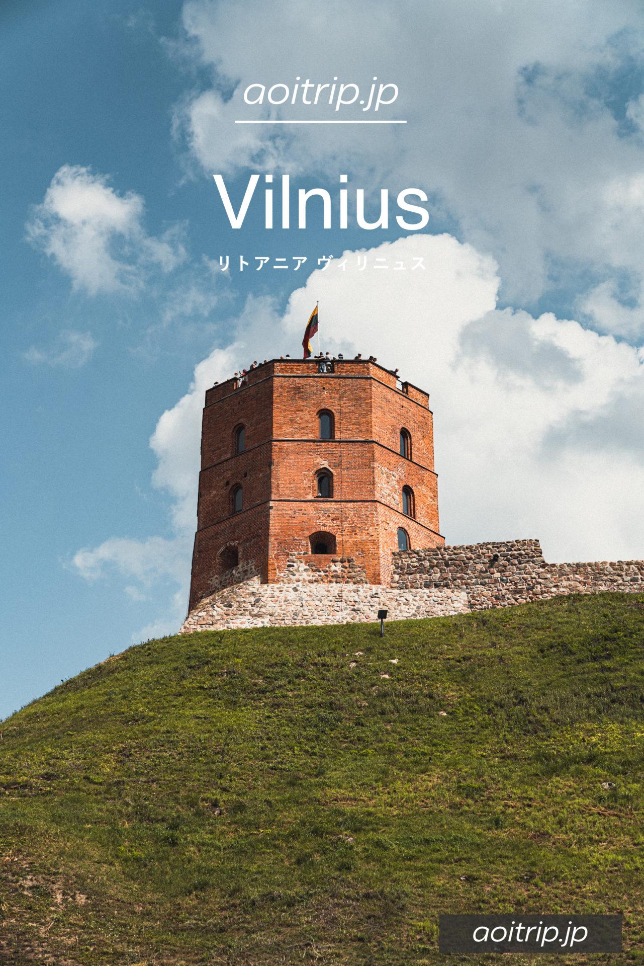 リトアニア ヴィリニュス観光の見どころ 旅行ガイド Vilnius Travel Guide