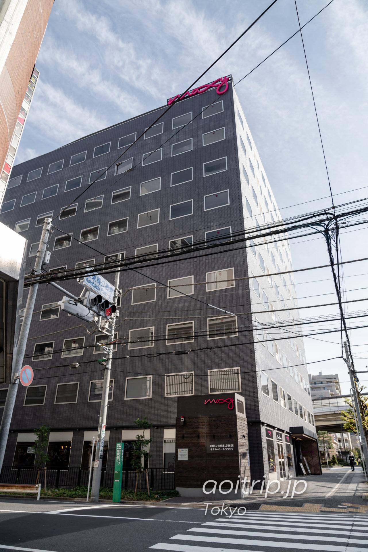 モクシー東京錦糸町 Moxy Tokyo Kinshicho