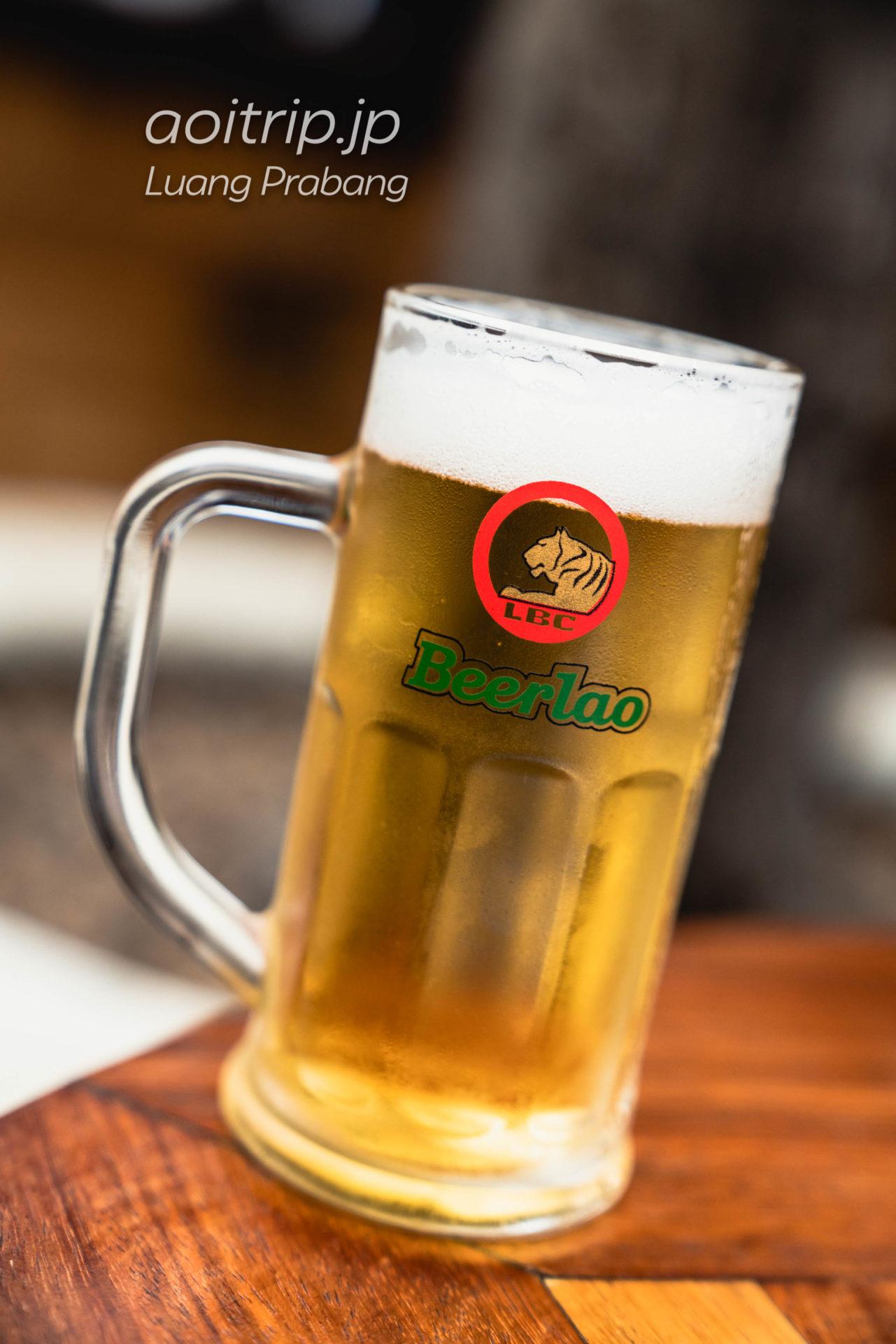ラオスのビール「ビア ラオ(Beer Lao)」